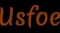 Usfoe logo