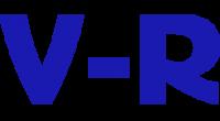 V-R logo