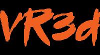 VR3d logo