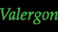 Valergon logo