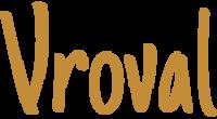 Vroval logo
