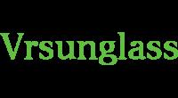 Vrsunglass logo