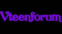 Vteenforum logo