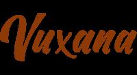 Vuxana logo