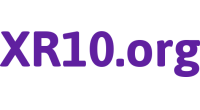 XR10 logo