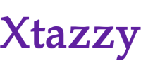 Xtazzy logo