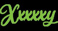 Xxxxxy logo