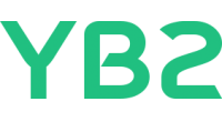YB2 logo