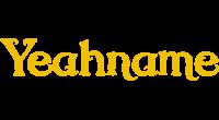 Yeahname logo