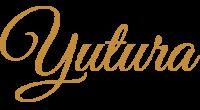 Yutura logo