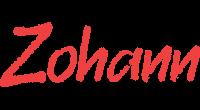 Zohann logo