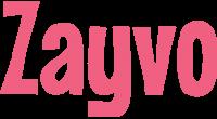 Zayvo logo