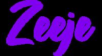 Zeeje logo