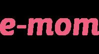 E-mom logo